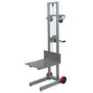 Vestil ALLW-2020-FW Aluminum Lite Load Lift - Winch-1