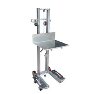 Vestil ALLW-2420-4SFL Aluminum Lite Load Lift - Winch-2