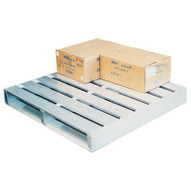 Vestil AP-4048 Heavy Duty Aluminum Pallet-1