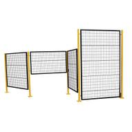 Vestil APG-M-85 Adjustable Perimeter Guard - Panel-1