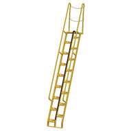 Vestil ATS-10-68 Alternating Tread Stair-1