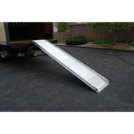 Vestil AWR-38-14A-WH Walk Ramp With Wheel Height Adjust-1