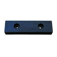 Vestil B-516 Molded Rubber Bumper - Rectangular-1