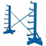 Vestil BAR-R-84-S Warehouse Rack Starter Single-sided 84in-2