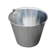 Vestil BKT-SS-325 Stainless Steel Bucket - 3-1 4 Gallons-1
