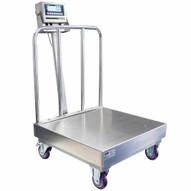 Vestil BS-915SSBW-2424-500 Bench Scale Portable 24 X 24 500 Lb-1