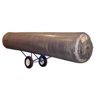 Vestil CARPET-45-FF Portable Carpet Dolly - Foam Wheels-2