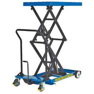 Vestil CART-1000-D-FR Heavy Duty Premium Double Scissor Cart-1