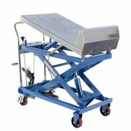 Vestil CART-1000-LT Sequence Lift & Tilt Cart 1k 22 X 33.6-3