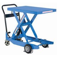 Vestil CART-1000-S-HR Heavy Duty Premium Single Scissor Cart-1