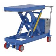 Vestil CART-2000-2040-CTD Traction Drive Hyd Elevating Cart 20 X 40 2000capaci-1