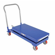 Vestil CART-2000-2040-FP Hydraulic Elevating Cart 20 X 40 2000capacity Foot P-2