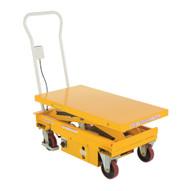 Vestil CART-2000-DC-C Combo Hydraulic Elevating Cart 2k 20x40-1