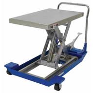 Vestil CART-24-10-M-PSS Foot Pump Scissor Cart Pss 1k 48 X 24-1