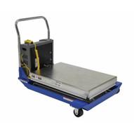 Vestil CART-24-15-DC-PSS Dc Powered Scissor Cart Pss 1.5k 48 X 24-1