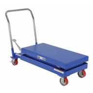 Vestil CART-2500-2040-FP Hydraulic Elevating Cart 20 X 40 2500capacity Foot P-1