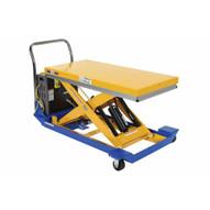 Vestil CART-32-15-DC Dc Powered Scissor Cart 1.5k 48 X 32-1