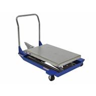 Vestil CART-40-10-M-PSS Foot Pump Powered Scissor Cart Pss 1k 48 X 40-1