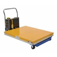 Vestil CART-40-15-DC Dc Powered Scissor Cart 1.5k 48 X 40-2