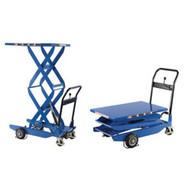 Vestil CART-400-D-HR Heavy Duty Premium Double Scissor Cart-1