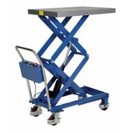 Vestil CART-400-D-LA Linear Scissor Cart 400lb 23.625 X 35.5-1
