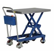 Vestil CART-400-LA Linear Elevating Cart 400lb 23.625 X 35.5-3