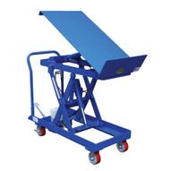 Vestil CART-500-LT Lift & Tilt Steel Cart W sequence Select-2
