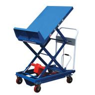 Vestil CART-600-LT Sequence Select Lift & Tilt Steel Cart-3