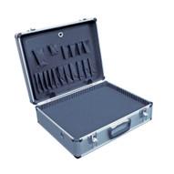 Vestil CASE-1814-FM Aluminum Tool Case - Foam Insert-4