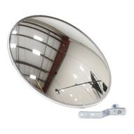 Vestil CNVX-18 Industrial Acrylic Mirror- Round Convex-4