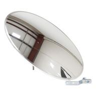 Vestil CNVX-26 Industrial Acrylic Mirror- Round Convex-1