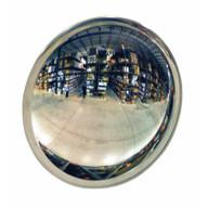 Vestil CNVX-W-32 32in Indoor Wide Conve X Mirror 7in Deep-1
