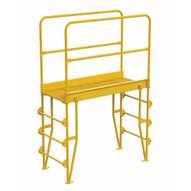 Vestil COLV-4-46-44 Cross-over Ladder Vertical 4step 44-1