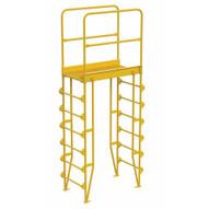 Vestil COLV-7-82-32 Cross-over Ladder Vertical 7step 32-1