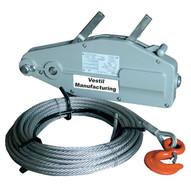 Vestil CP-15 Long Reach Cable Puller Lifter-1