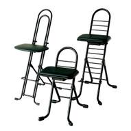 Vestil CPRO-600 Ergonomic Work Seat Chair-1