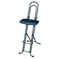 Vestil CPRO-800LP Ergonomic Work Seat Chair-1