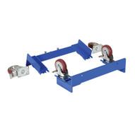 Vestil CYL-CK Cylinder Caddy Option- Caster Kit-4