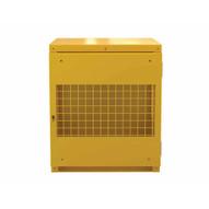 Vestil CYL-V-4 Cylinder Storage Vertical 4 Capacity-3