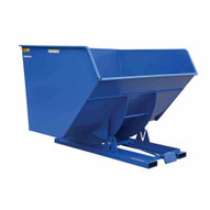 Vestil D-500-HD Self-dump Heavy Duty Hopper 5 Cu Yd 6k-1