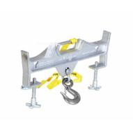 Vestil D-FORK-4-RL Hoisting Hook Double Rigid Latch 4k Cap-3