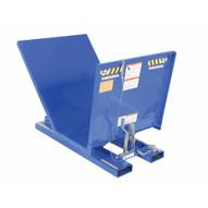 Vestil D-NS-100-LD Open Sided Hopper 2000# Capacity-3