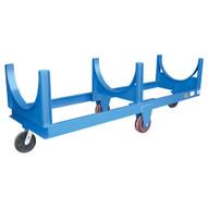 Vestil DCC-2860-4 Heavy Duty Cradle Cart-1