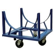 Vestil DCC-80 Heavy Duty Cradle Cart-1