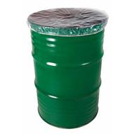 Vestil DCVR-30-E 30 Gallon Elastic Drum Cover- Medium-1