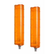 Vestil DGL-LED-Y-AC Led Loading Dock Guide Light Set In Ac Voltage.-1