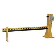 Vestil DJG-100-10 Dock Barricade - Electric Hydraulic-1
