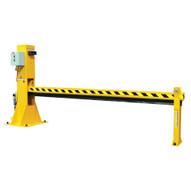 Vestil DJG-100 Dock Barricade - Electric Hydraulic-1