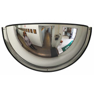 Vestil DOME-H32 32 In Dome 180 Degree Acrylic Mirror-1