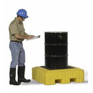 Vestil DR-1-UT One Drum Spill Pallet 40 X 40-1